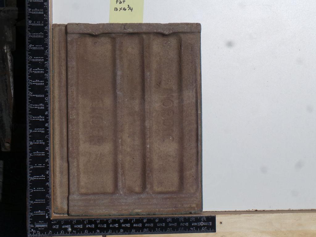 Product Fl 009 Concrete Flat 13 X 16 Bender Nordic Gray Green Flash Reclaimed Interlocking Identi Vin