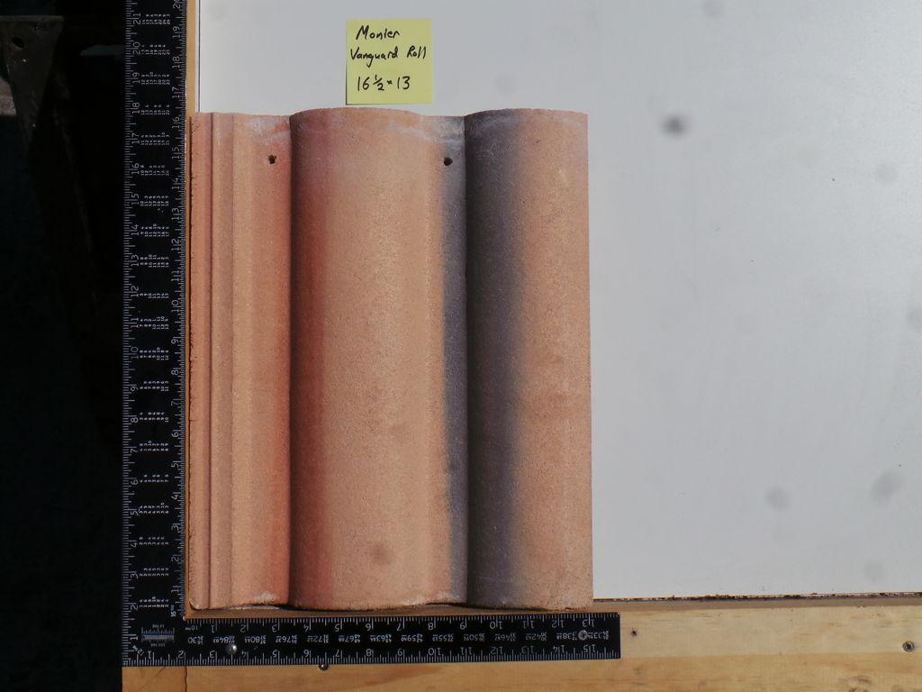 PRODUCT: FL-042 > Concrete S Barrel 16 1/2 x 13 Monier